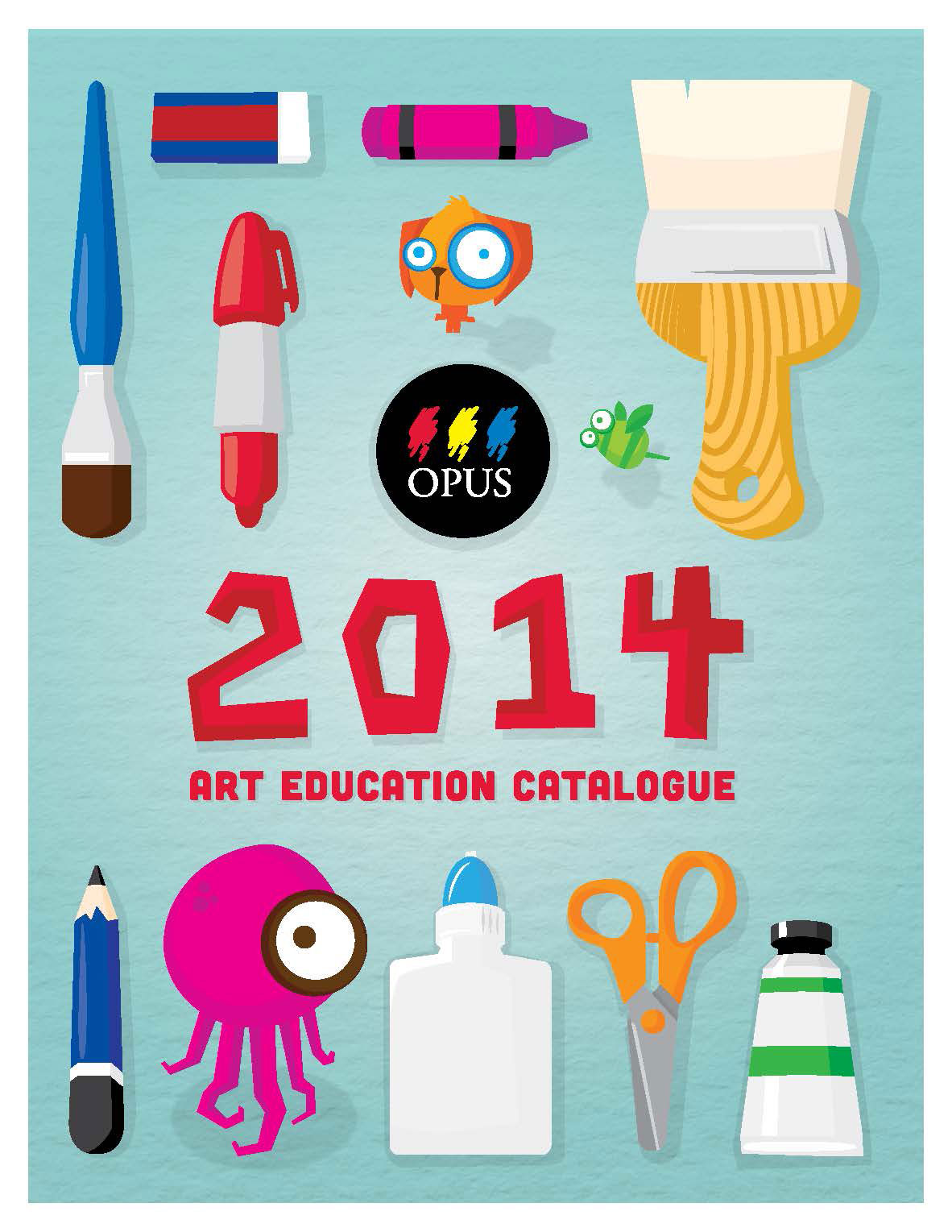 Educational Catalogue 2014 Cover