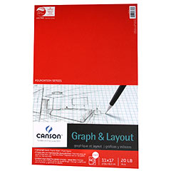 Canson Graph & Layout Pads