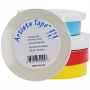 Pro Tapes Artists Tape Yellow
