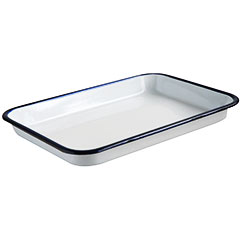 Enamel Butcher Trays