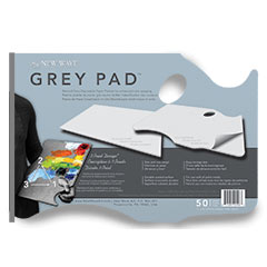 New Wave Art Pad Hand Held Model Grey