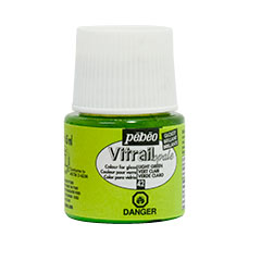 Vitrail Opaque Paint Light Green