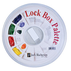 Richeson Lock Box Palette