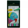 Faber-Castell PITT Artist Brush Pen Set Pastel