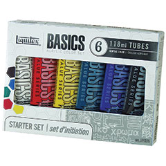 Liquitex Basics Starter Set/6