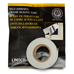 Lineco Self-Adhesive Frame Sealing Tape