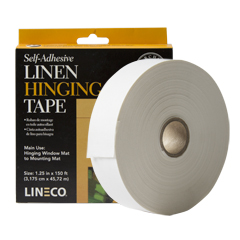 Lineco Adhesive Linen Tape
