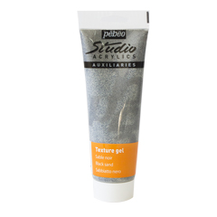 Pebeo Studio White Sand Textured Gel