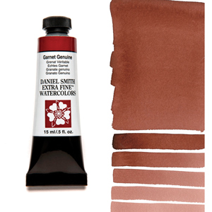 Daniel Smith Extra Fine Watercolors Garnet Genuine