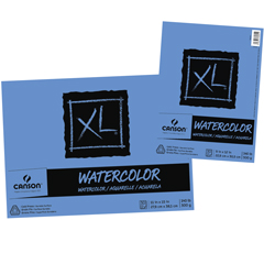Canson XL Watercolor Pad