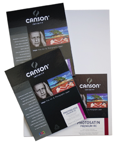Canson Infinity Papers