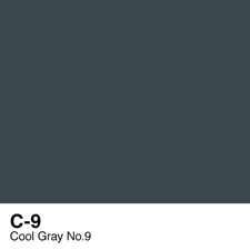 COPIC Sketch Marker Pen - Cool Gray #9 (C9)