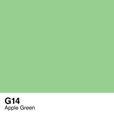COPIC Sketch Marker Pen - Apple Green (G14)