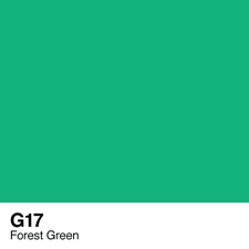 COPIC Sketch Marker Pen - Forest Green (G17)