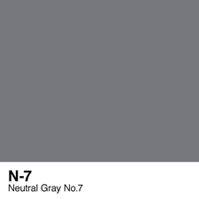 COPIC Sketch Marker Pen - Neutral Gray #7 (N7)