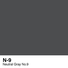 COPIC Sketch Marker Pen - Neutral Gray #9 (N9)