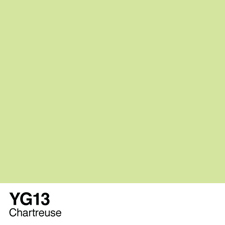 COPIC Sketch Marker Pen - Chartreuse (YG13)