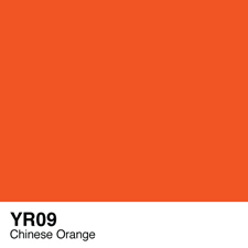 COPIC Sketch Marker Pen - Chinese Orange (YR09)
