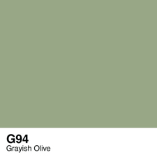 COPIC Sketch Marker Pen - Grayish Olive (G94)