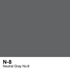 COPIC Sketch Marker Pen - Neutral Gray #8 (N8)