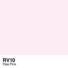 COPIC Sketch Marker Pen - Pale Pink (RV10)