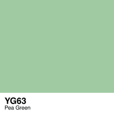 COPIC Sketch Marker Pen - Pea Green (YG63)