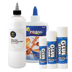 Glues, Pastes & Putties
