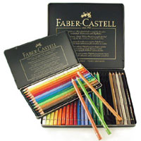 Professional Grade Pencil Crayons