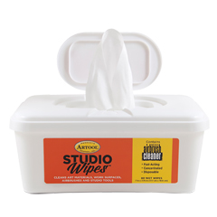Studio Wipes, Cheesecloth