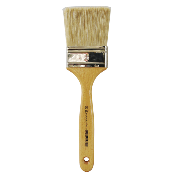 Escoda Flat Brush Double Thick - 8247