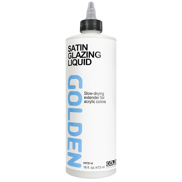 GOLDEN Satin Glazing Liquid