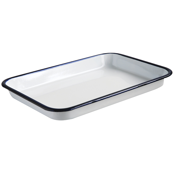 Art Alternatives Enamel Butcher Tray