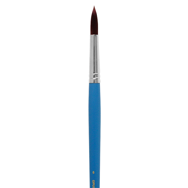 Opus Legato Acrylic Brush Series 550 Round