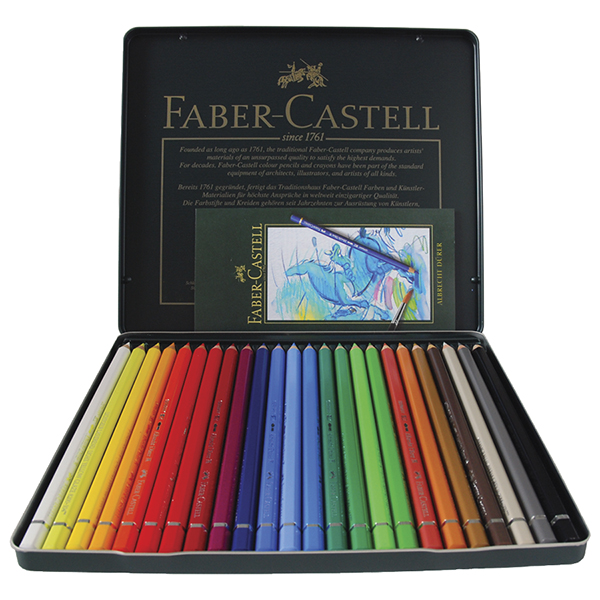 Faber-Castell Albrecht Dürer Watercolour Pencil Set