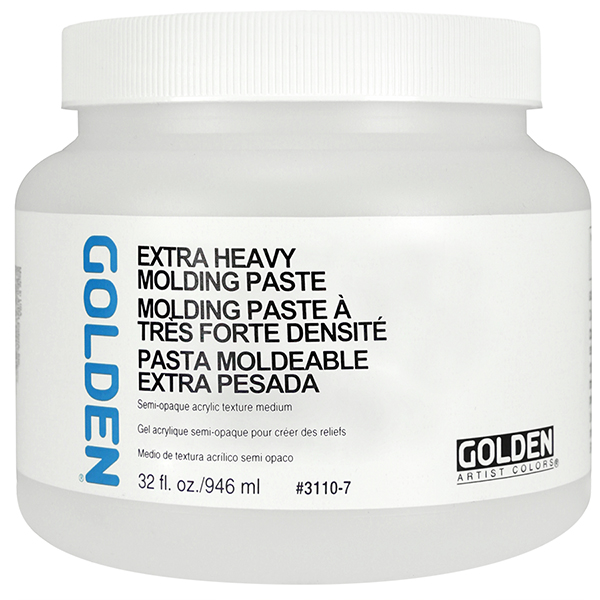 GOLDEN Extra Heavy Molding Paste