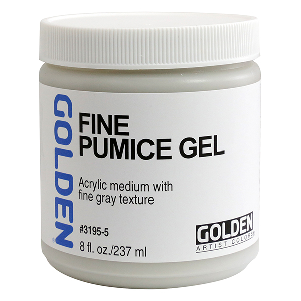 GOLDEN Pumice Gel Medium Fine
