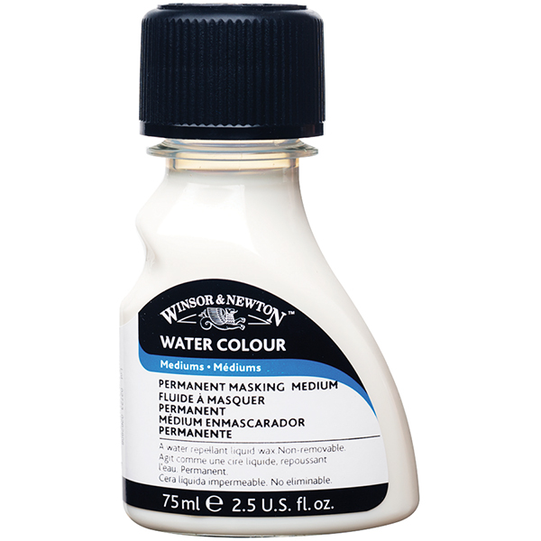 Winsor & Newton Water Colour Permanent Masking Medium