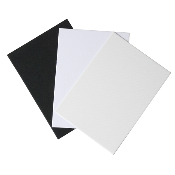 Chai 4-ply Backing Mat - Black