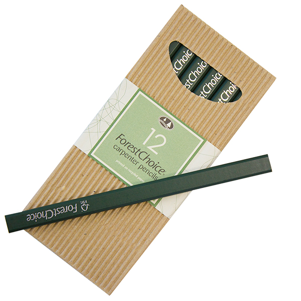 Forest Choice Carpenter Pencils Pack