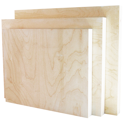 Opus Finest Cradled Wood Panels