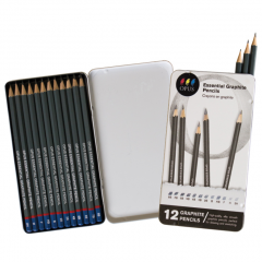 Opus Essential Graphite Pencil Set of 12