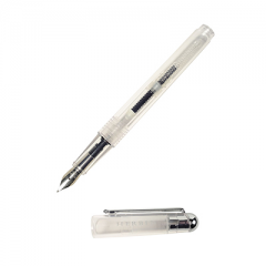 J. Herbin Clear Fountain Pen with Converter