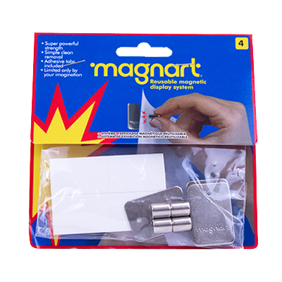 Magnart Display System