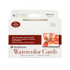 Strathmore Watercolor Announcement Cards