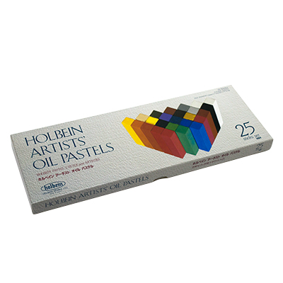 Holbein Artists' Oil Pastel Set