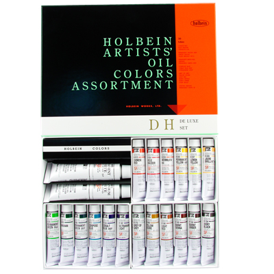 Holbein Artists' Oils Set