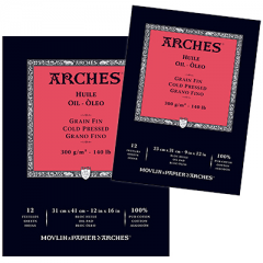 Arches Oil Pads