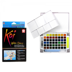 Sakura Koi Water Colours Pocket Field Sketch Boxes & Studio Sets