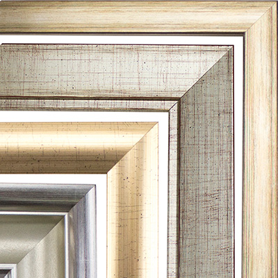 Leafed & Metallic Wood Mouldings