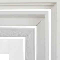 White Wood Mouldings